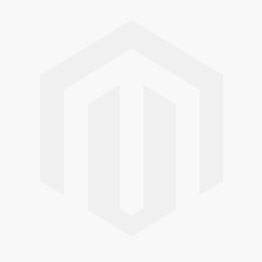 Mid-height bed in black